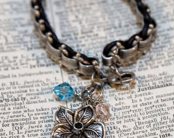 Rustic Silver Bracelet
