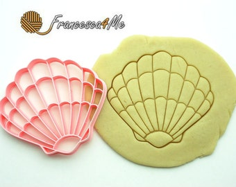 Seashell Cookie Cutter/Multi-Size
