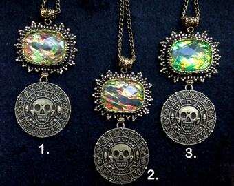 Cursed Pirate coin Pendant