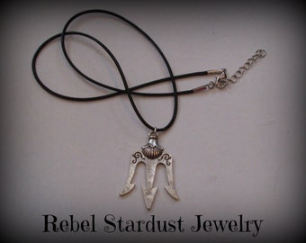 Poseidon's Trident necklace