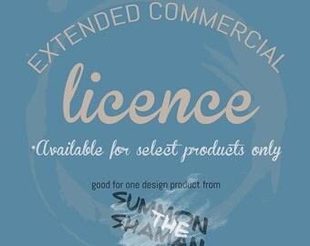 Prolongé la licence commerciale d'art pariétal de SummontheShaman conception graphique imprimable téléchargeables, images numériques, art et scrapbooking outils