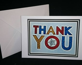 Photography, THANK YOU Card (C662015).