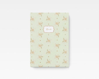 Edelweiss Personalized Notebook Cahier Journal