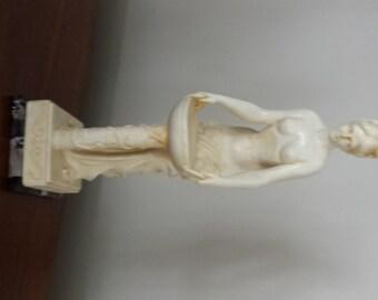 Alabaster Statue grecian marble