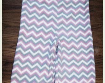 Girls fleece overalls