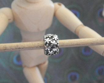 Authentic Pandora Flowers Clip 925 ALE #790533