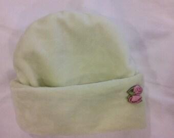 Plush Baby Hat