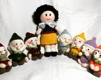 Snow White and the 7 Dwarfs