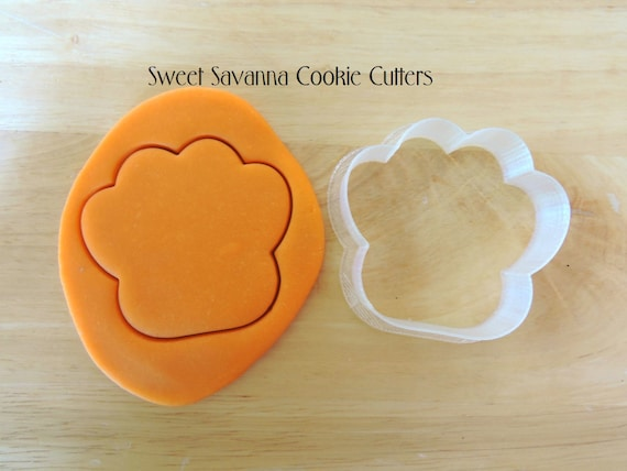 Dog Paw Cookie Cutter Uk