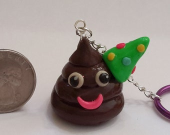 Party Pooper Keychain