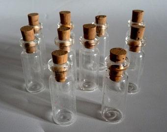 lot of 10 vials