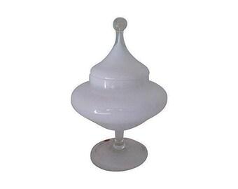 1950s Italian Apothecary Jar