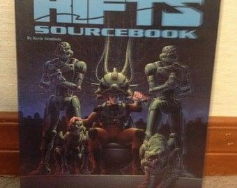 Palladium Books RPG Rifts Sourcebook