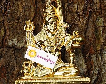 Shiva Shiv Siva Shankar Statue Idol Car Hanging Dashboard Study Om Namah Shivaya CS0049