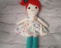 Childrens dolly~rag doll~cloth dolls~ce marked