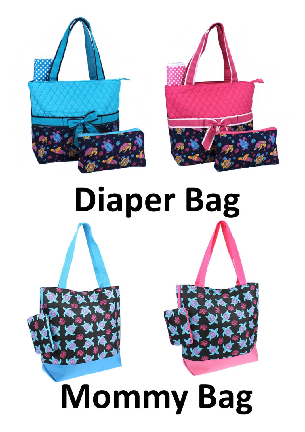 diaper bags and mommy bags to match monogrammed sale. Black Bedroom Furniture Sets. Home Design Ideas