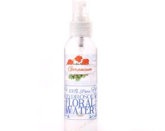 Geranium Hydrosol Floral Water - 125ml