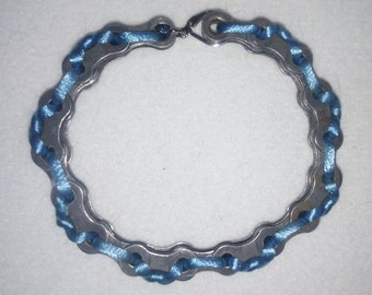 Solid Bike Chain Bracelet