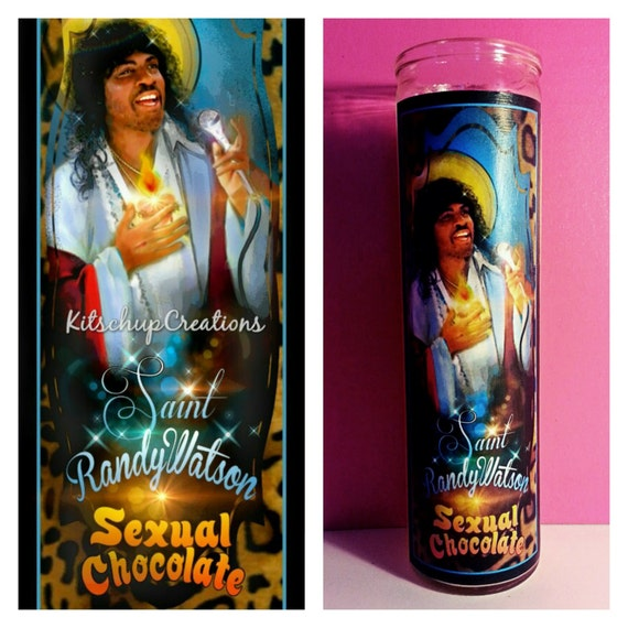 Randy Watson Sexual Chocolate