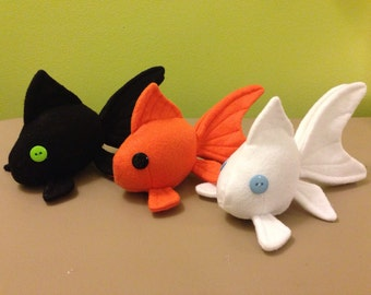 Goldfish Plush