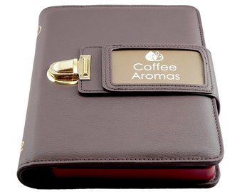 Coffee Aroma Kit - 12 Aromas (leather edition)