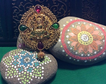 I gram Antique Sari Pin Brooches