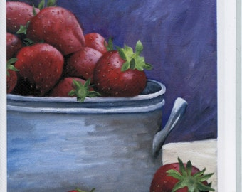 """Greeting cards from Linda Marquis Original Oil Painting, Very Limited. 5"""" X 7""""  with envelope. FREE Shipping   1203L"""