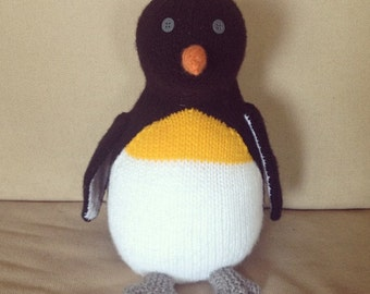 Stuffed Penguin Toy