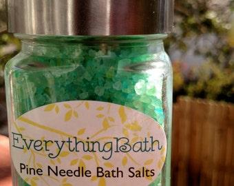Pine Needle Bath Salts