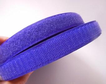 3/4'' Purple Velcro Hook and Loop Fastening Tape
