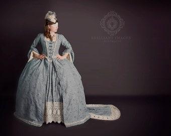 Marie Antoinette 2 piece Gown
