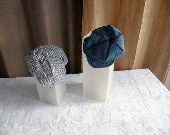 Infants Newsboy Hat/Cap