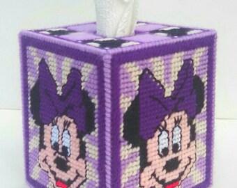 Minnie Tissue Box Cover
