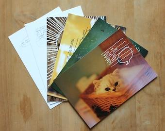 Postcard Set of 6