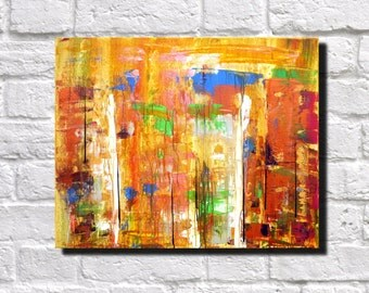 Abstract Print Modern Art Contemporary Abstract Urban Cityscape Architecture Art Print James Lucas