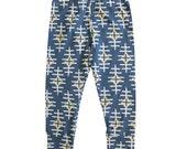 Knit Baby Toddler Leggings, Navy Marks