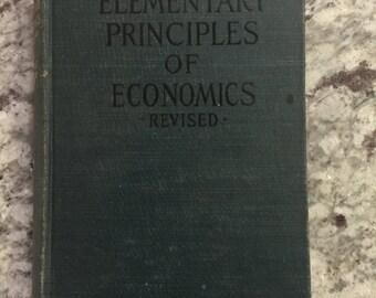 Vintage Textbook Set - 1920s