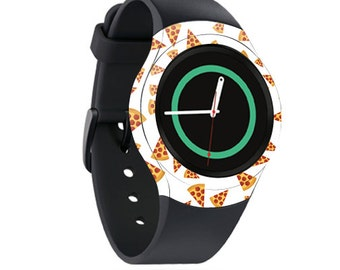 Skin Decal Wrap for Samsung Gear S2, S2 3G, Live, Neo S Smart Watch, Galaxy Gear Fit cover sticker Body By Pizza