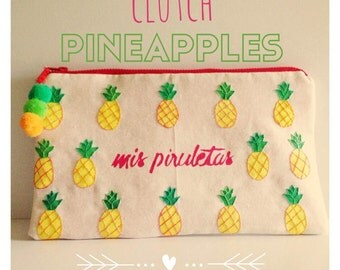 Clutch Pineapples