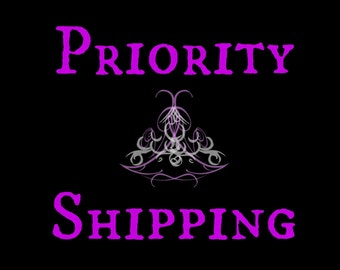 Shipping priority