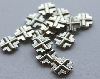 10 Cross Spacers 10X10mm