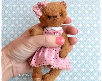 Teddy Bear girl in а dress