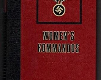 Women's Kommandos hardcover book