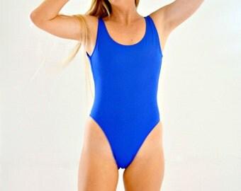 Carnivale Swimsuit in Cobalt Blue, swimmers, one piece swimsuit, swimwear
