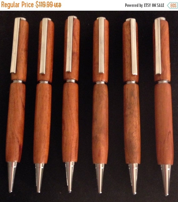 handmade pens for sale on sale 6 handmade wooden pens by artist wfr49 by 187