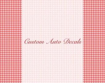 Custom Auto Decals