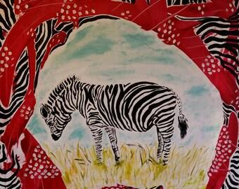 Zebras world