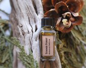 Summer Forest Natural Perfume Mini 5mL Warm Amber-Pine-Rose