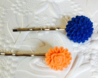 Flower Hair Pin Set