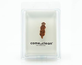 New! Come Clean Otter Soap Bar